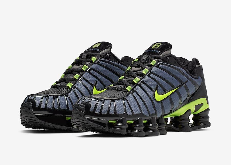 Nike Shox TL Thunder Storm 5