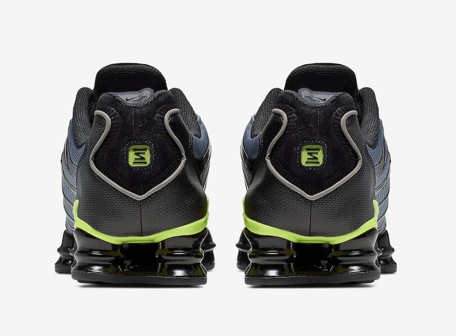 Nike Shox TL Thunder Storm 6