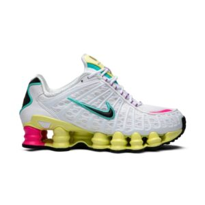 Nike Shox TL White Multi Color W
