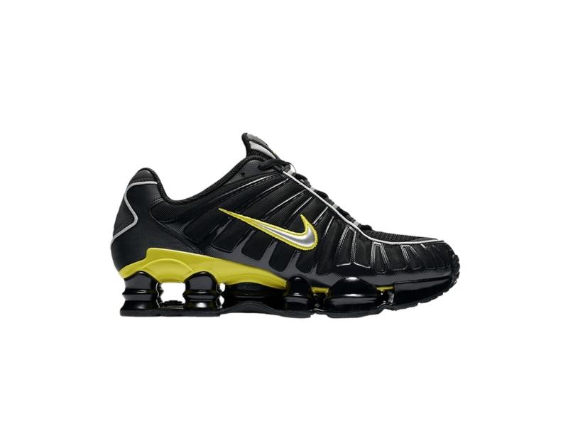 Nike Shox TL Yellow