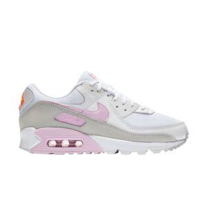Nike Wmns Air Max 90 White Pink Foam