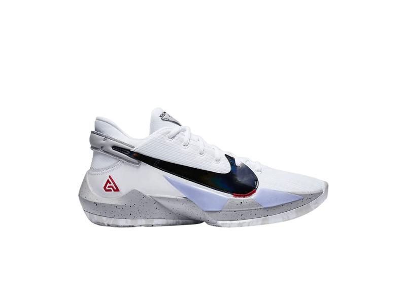 Nike Zoom Freak 2 White Cement