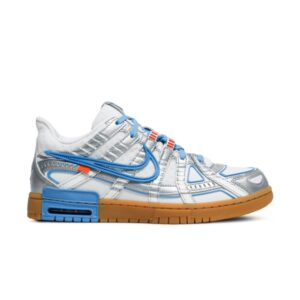 Off White x Air Rubber Dunk University Blue