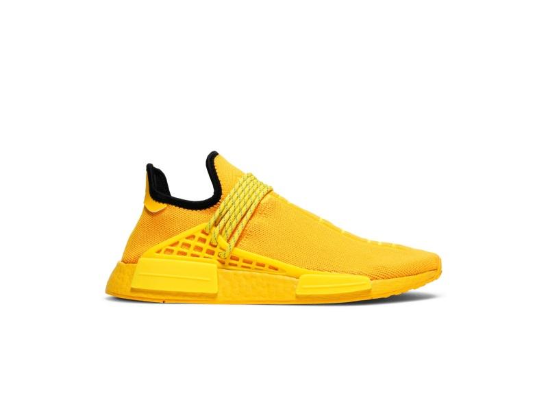 Pharrell x adidas NMD Human Race Yellow
