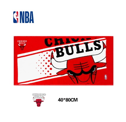 Polotenets NBA Chicago Bulls