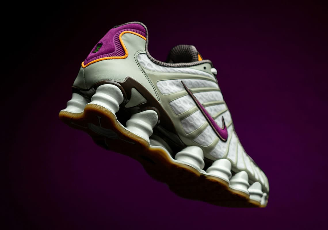Size x Nike Shox TL Viotech 3