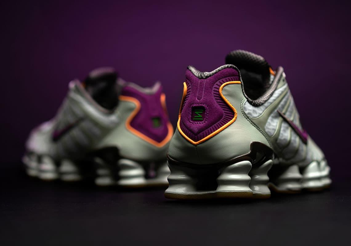 Size x Nike Shox TL Viotech 4