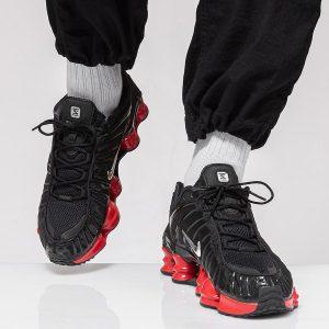 Skepta x Nike Shox TL Black 1