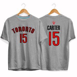 Toronto Raptors 15 Vince Carter tee by slamdunk 3