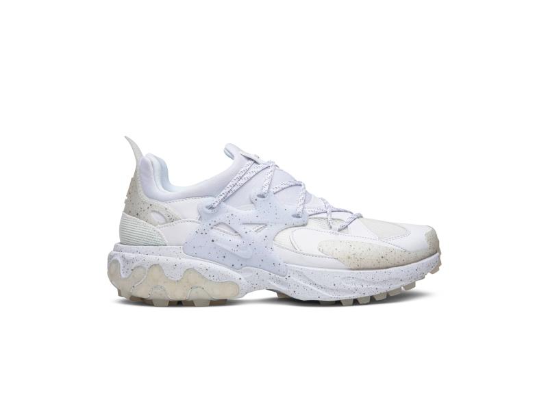 Undercover x Nike React Presto White
