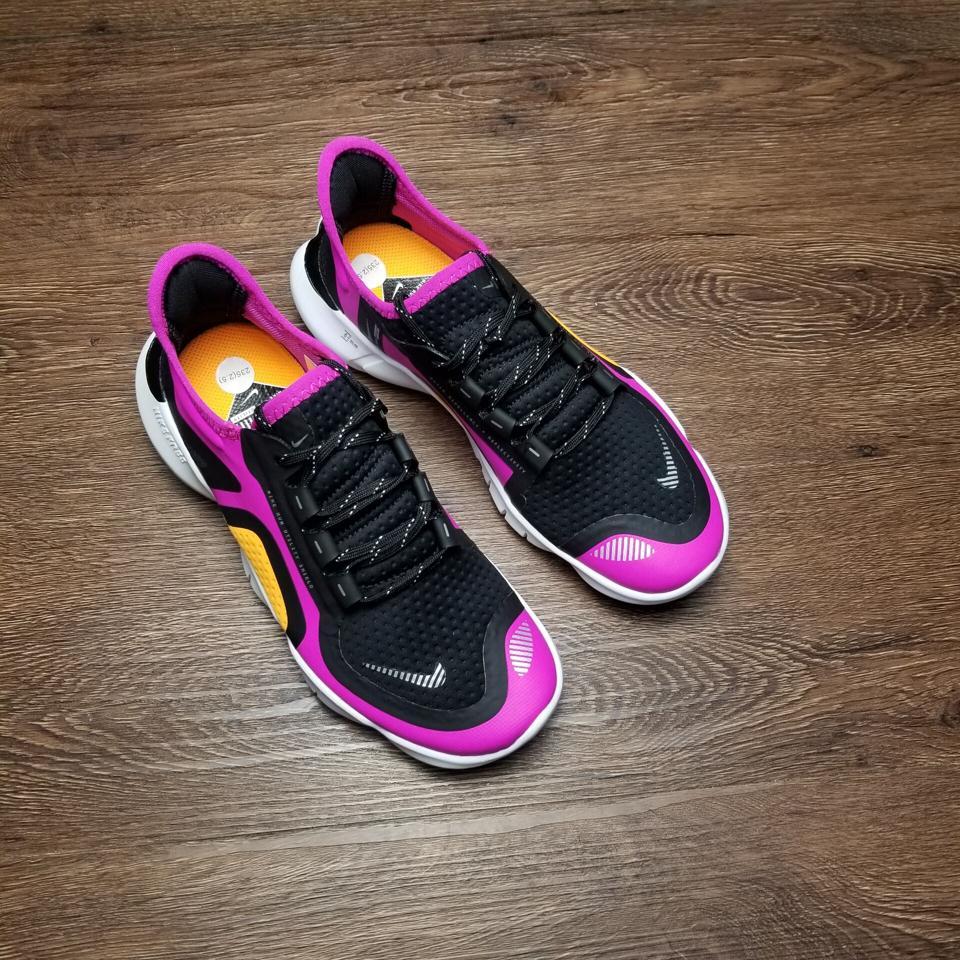 Wmns Nike Free RN 5.0 Shield Fire Pink 10