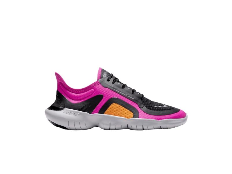 Wmns Nike Free RN 5.0 Shield Fire Pink