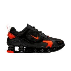 Wmns Nike Shox TL Nova Black Orange
