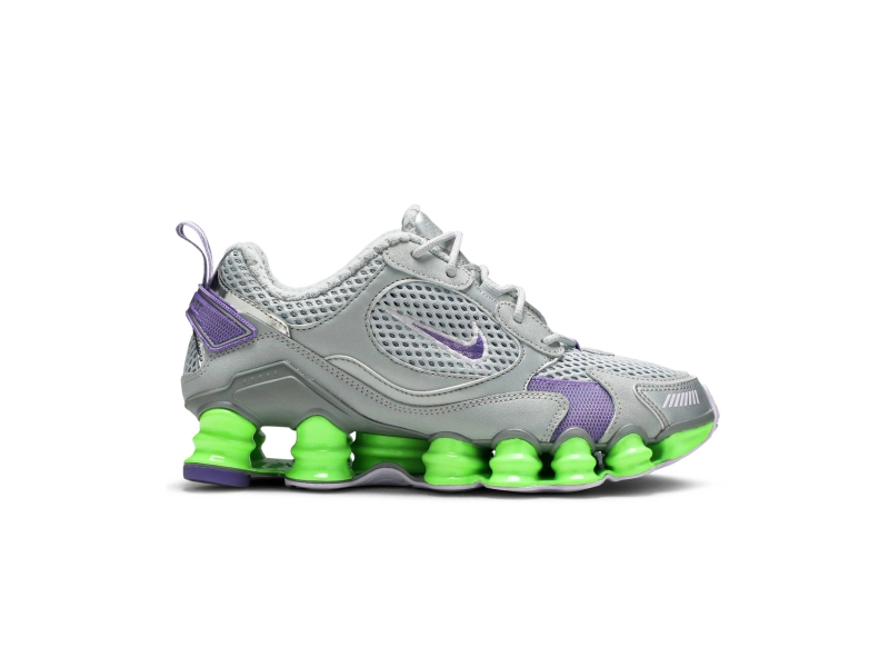 Wmns Nike Shox TL Nova Grey Neon