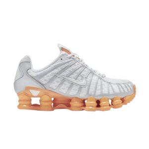 Wmns Nike Shox TL Platinum Orange