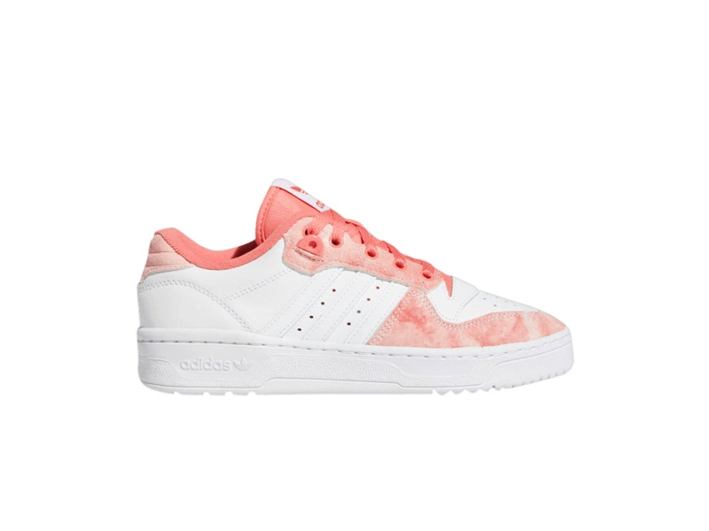 Wmns adidas Rivalry Low Semi Flash Red