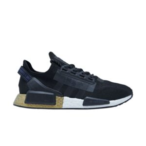 adidas NMD V2 Core Black Gold Metallic
