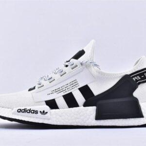 adidas NMD V2 Footwear White Core Black 1