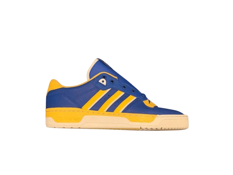 adidas Rivalry Blue Gold