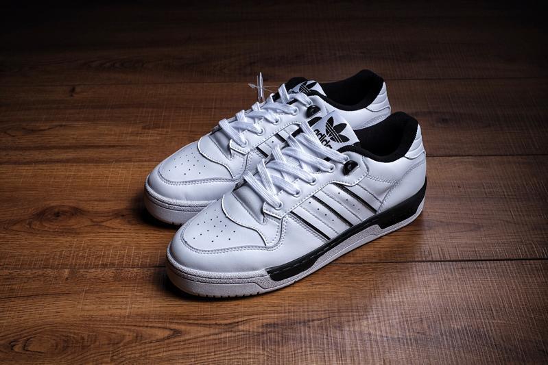 adidas Rivalry Low Footwear White 1