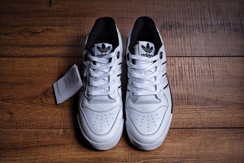 adidas Rivalry Low Footwear White 4