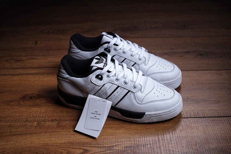 adidas Rivalry Low Footwear White 5