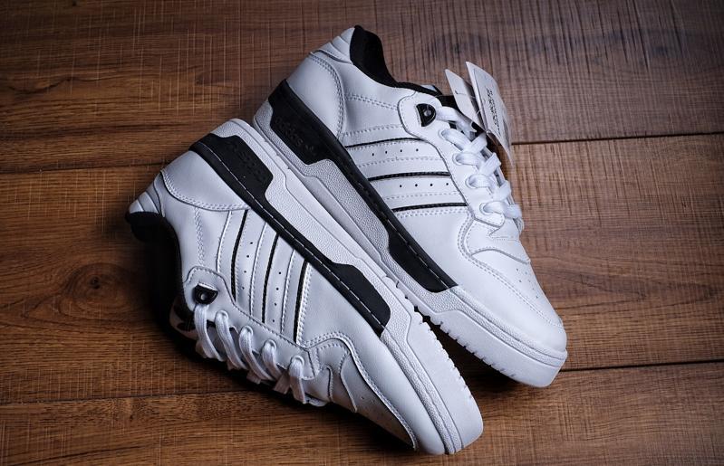 adidas Rivalry Low Footwear White 8