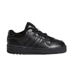 adidas Rivalry Low Triple Black Infant