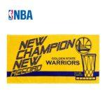 2017 NBA Champion Warriors Bath Towel 40x80 1