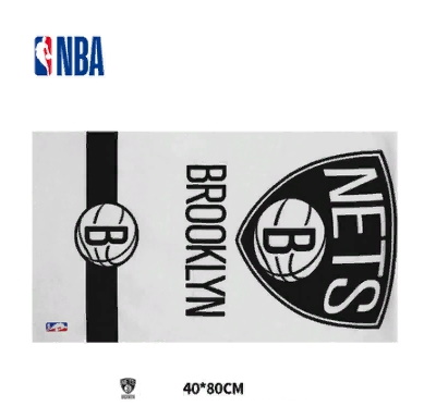 2018 Brooklyn Nets Bath Towel 40x80 1