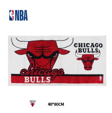 2018 Chicago Bulls Bath Towel 40x80 2