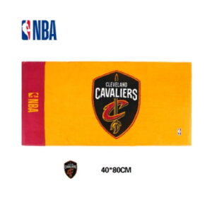 2018 Cleveland Cavaliers Bath Towel Yellow 40x80 1