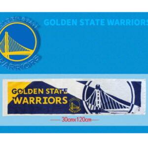 2018 Golden State Warriors Bath Towel 30x120 1