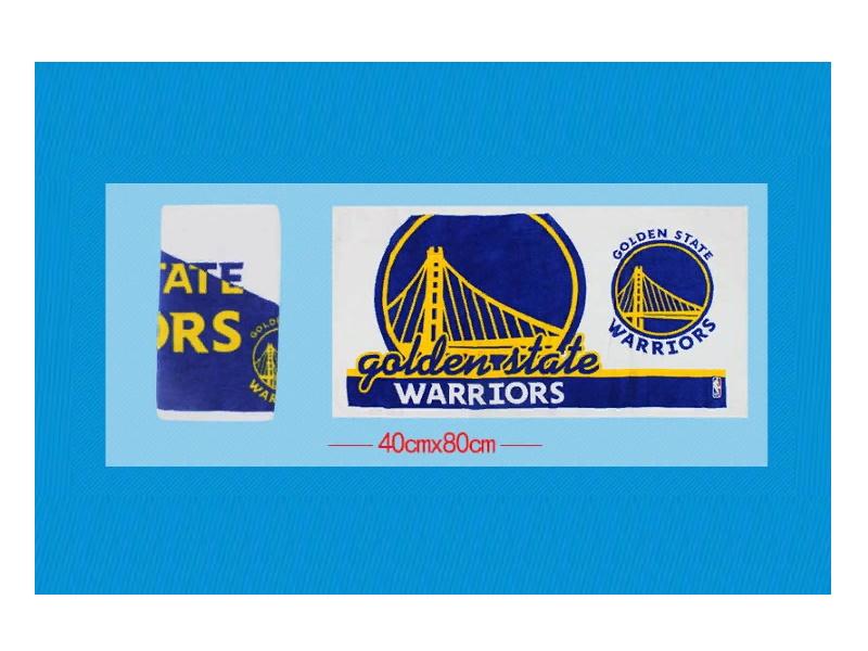 2018 Golden State Warriors Bath Towel 40x80 1