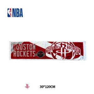 2018 Houston Rockets Bath Towel 30x120 2