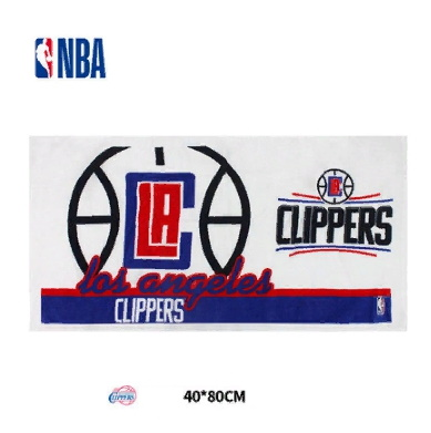 2018 Los Angeles Clippers Bath Towel 40x80 1