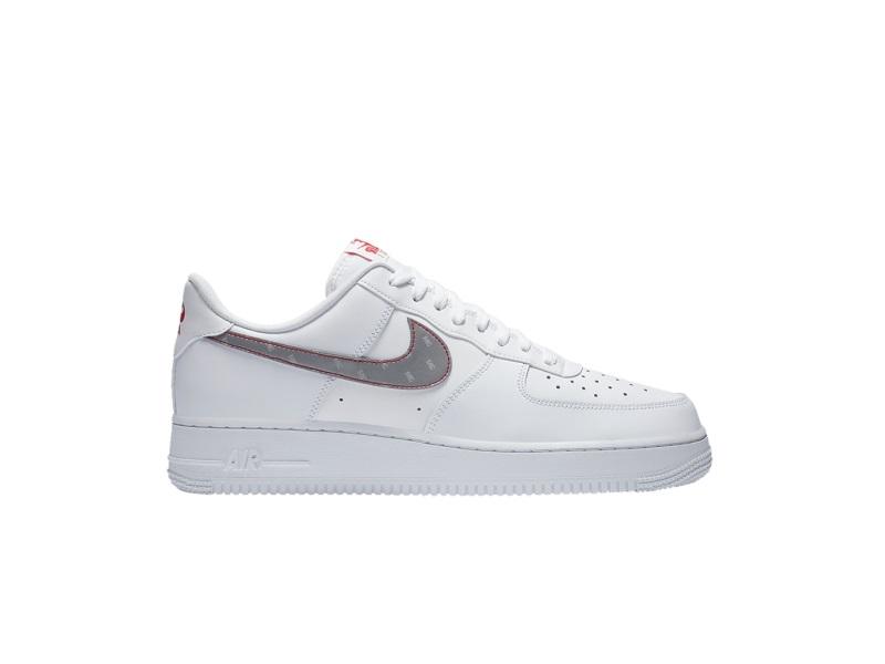 3M x Nike Air Force 1 07 White