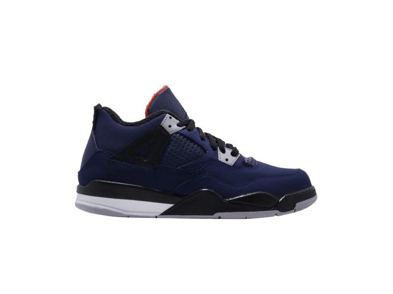 Air Jordan 4 Retro Loyal Blue PS