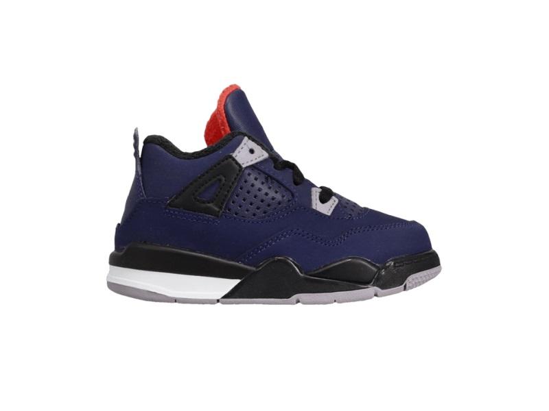 Air Jordan 4 Retro Loyal Blue TD