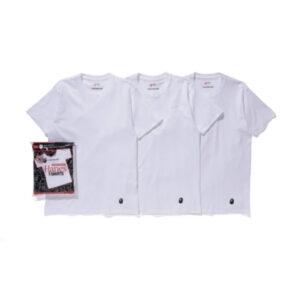 BAPE X Hanes3P T Shirts White