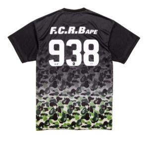 BAPE x F.C.R.B. Game Shirt Black 1