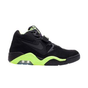 Nike Air Force 180 Black Volt