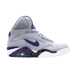 Nike Air Force 180 Mid Wolf Grey Court Purple
