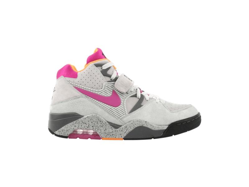 Nike Air Force 180 Pearl Grey Rave Pink
