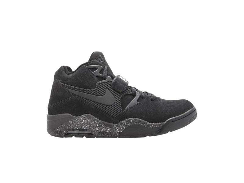 Nike Air Force 180 Triple Black