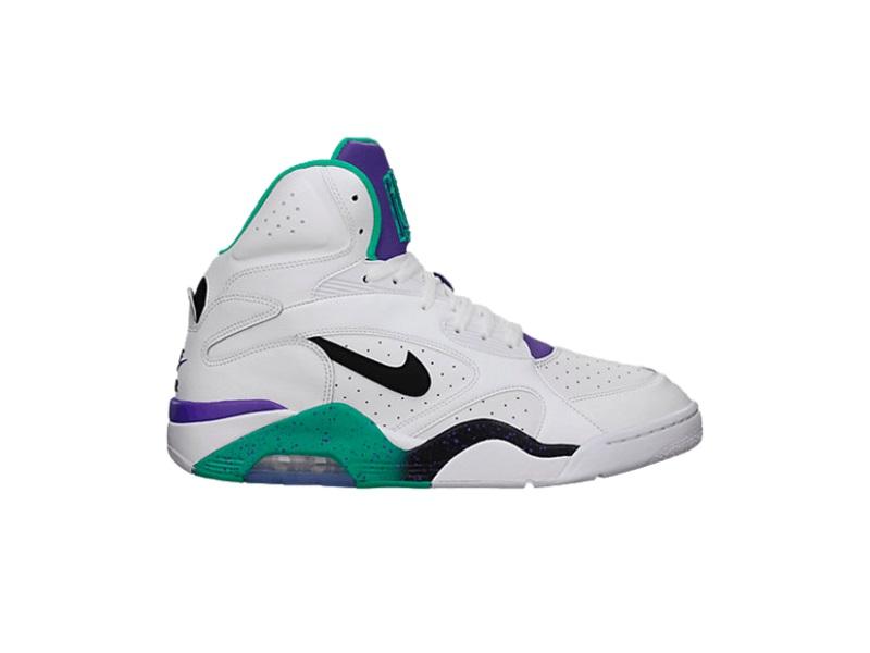 Nike Air Force 180 White Atomic Teal