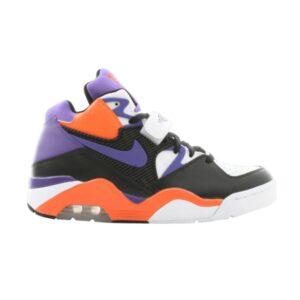 Nike Air Force 180 White Black Varsity Purple