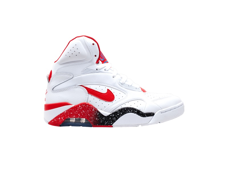 Nike Air Force 180 White Red