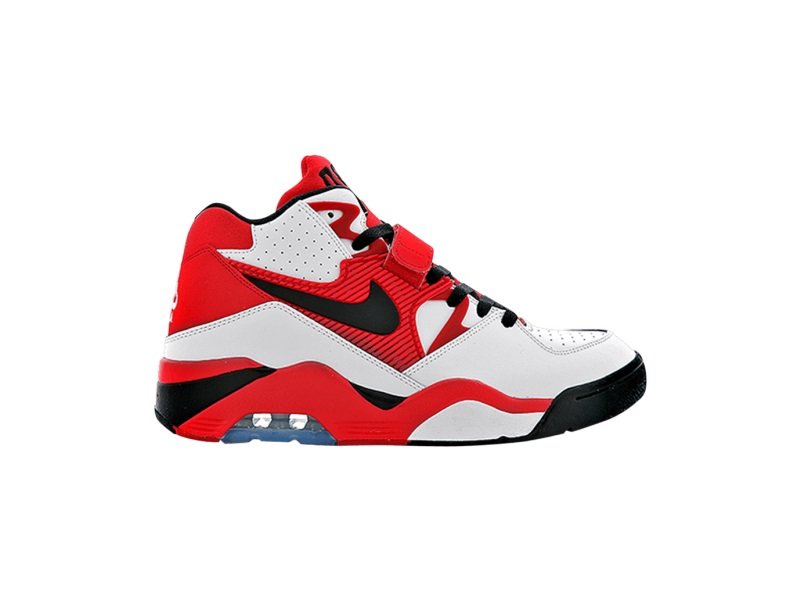 Nike Air Force 180 White University Red