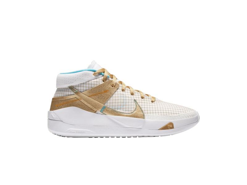 Nike KD 13 EYBL White 2020